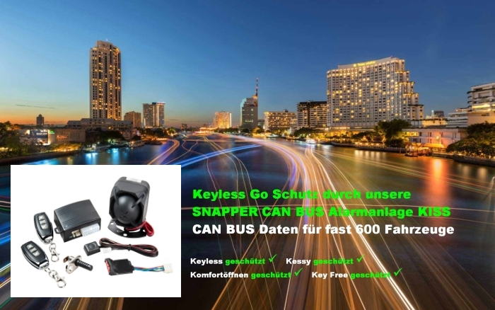 Keyless Immobilze Security System