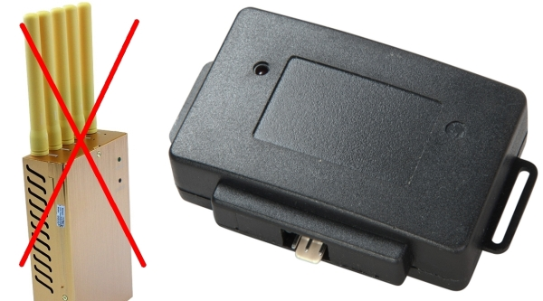 Can a gps jammer be detected - Can't detect Huawei WiFi extender